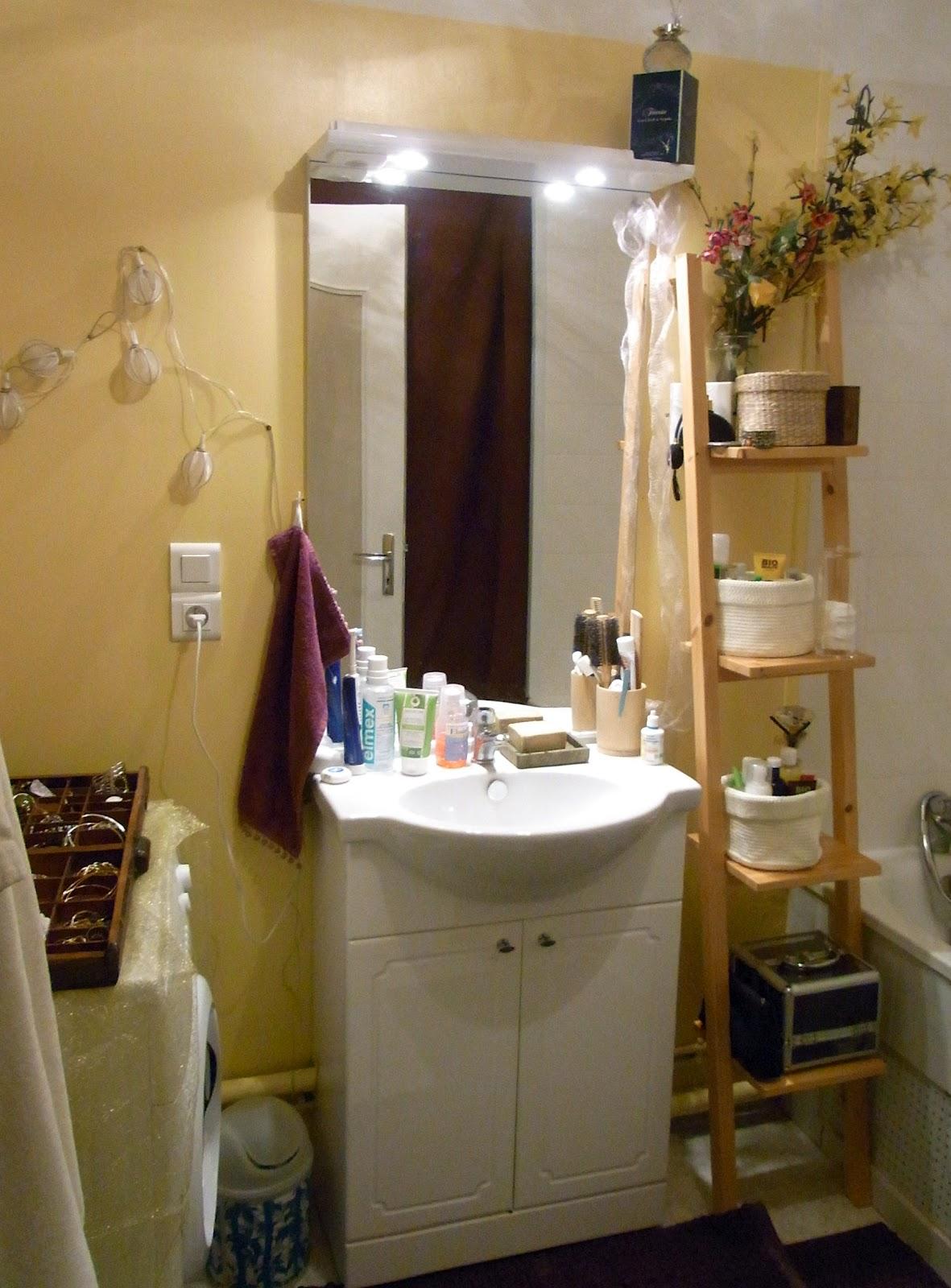 Forte t te sur talons hauts ma toute petite salle de bain for Toute petite salle de bain