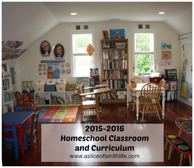 Homeschool Classroom Design Ideas : A slice of smith life homeschool classroom and