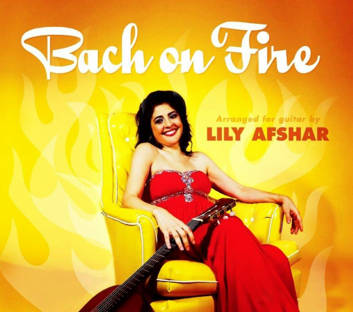 Bach on Fire - Lily Afshar