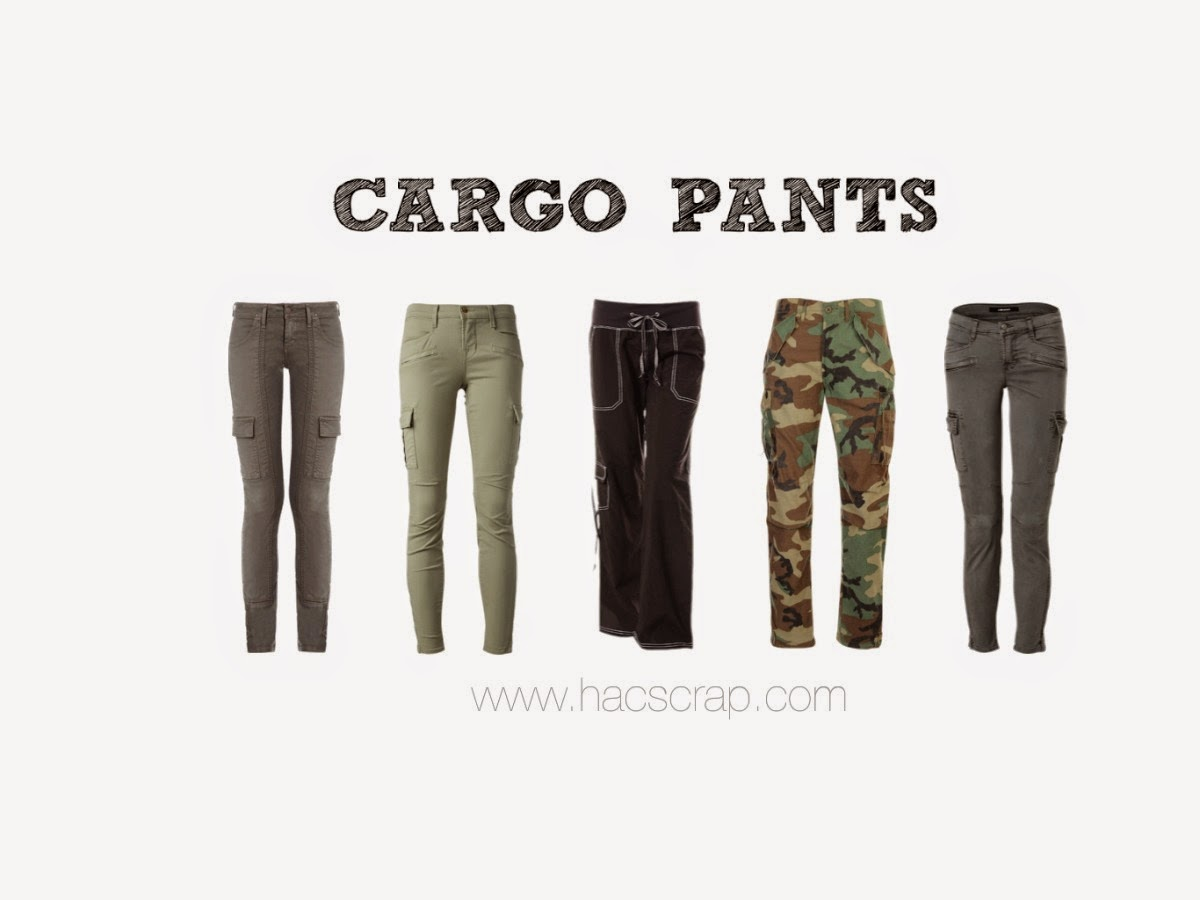Cargo Pants | Mid-Life Mom Style