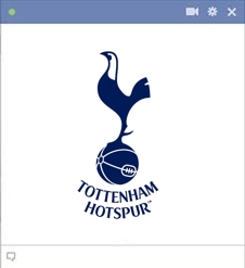 Tottenham Hotspur Kode Emoticon Chat Facebook Klub (Team) Sepakbola