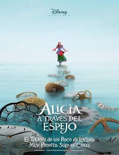 Alicia a través del espejo (2016)