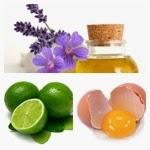 Lavender untuk merawat rambut pirang