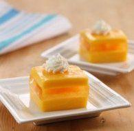 gambar puding Orange Custard Puding