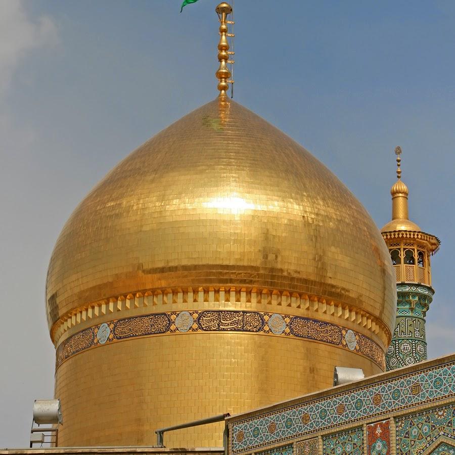 Masjid Hazrat-e Masumeh - Qom - Iran