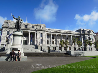 wellington, parliament