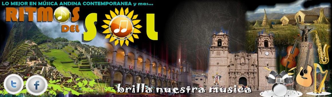 Ritmos del Sol . lo mejor de la musica andina.