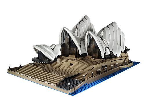 Lego DARK TAN Bricks Plates Slopes 10234 Bridge Castle