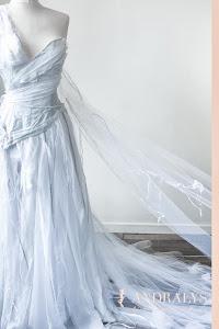 Robe de mariée féerique Air