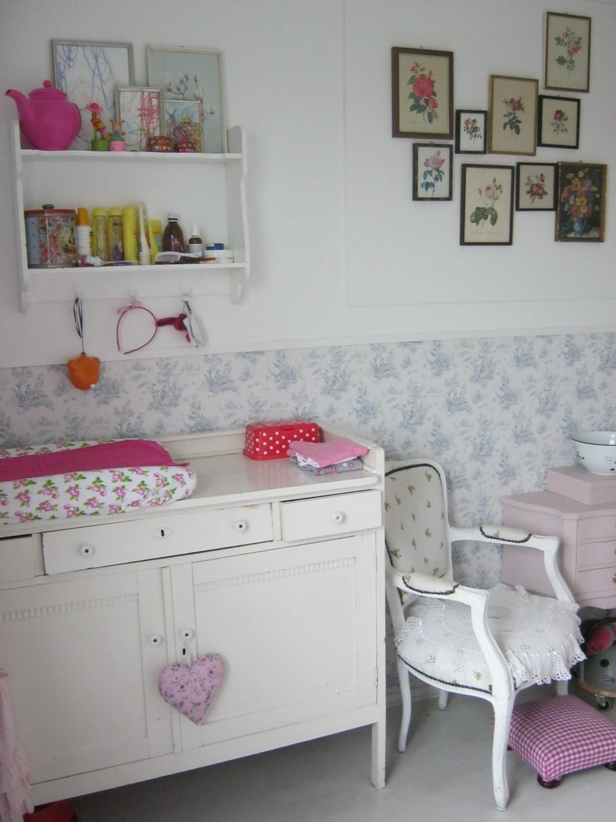 Babykamer meisje / Olivia  Kinderkamer en Babykamer Tips & Ideeen ...