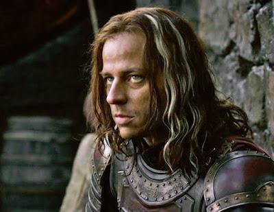 El actor alemán Tom Wlaschiha en su personificación de Jaqen H'ghar.