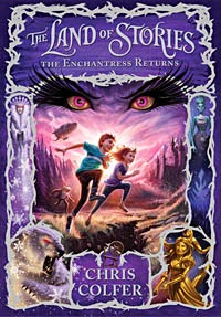 Cover for the Land of Stories Series