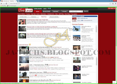 Download LiveLeak Videos Tutorial - Step 2