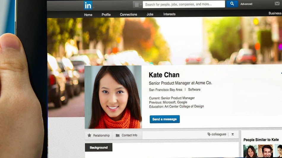 Axiom Creative Energy: Why Marketers Should Use LinkedIn Premium to Build Their Personal Brand