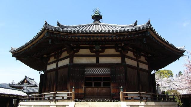 Yumedono of Horyu-ji
