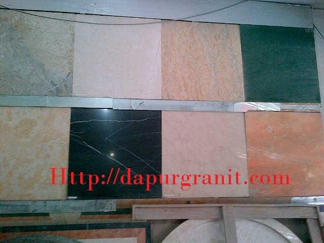 Jasa Granit Marmer