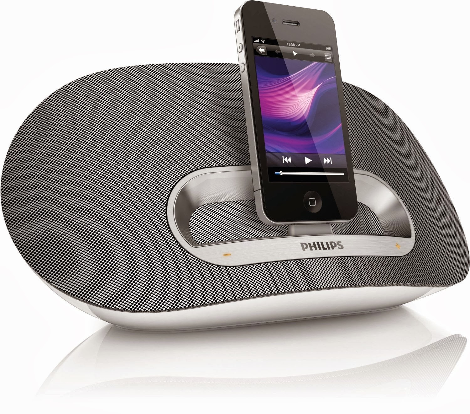 Nuevo concurso de GVisionorte: PHILIPS iPhone / iPod Docking Speaker DS3120/05