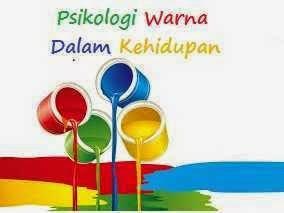 Psikologi warna dalam kehidupan
