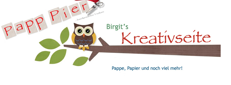 Birgit' s Kreativseite