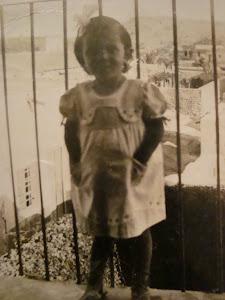 mis 3 años de edad  en casa de mis abuelos