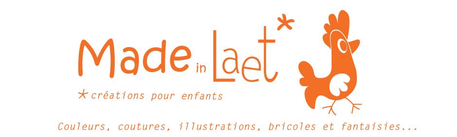 Laetitia Amblard- Made in Laet