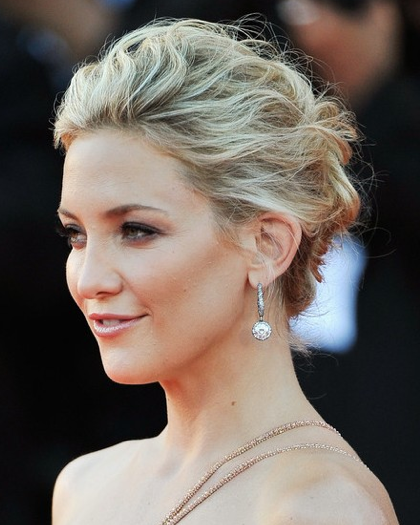 ... and beauty: Short Hairstyles - Something different for a night out
