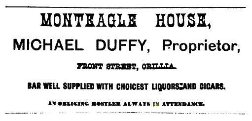 Advertisement from an 1836 directly.