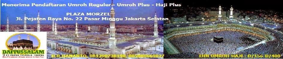 Paket Umroh Murah | Travel Haji Plus | Umroh Haji Baitussalam