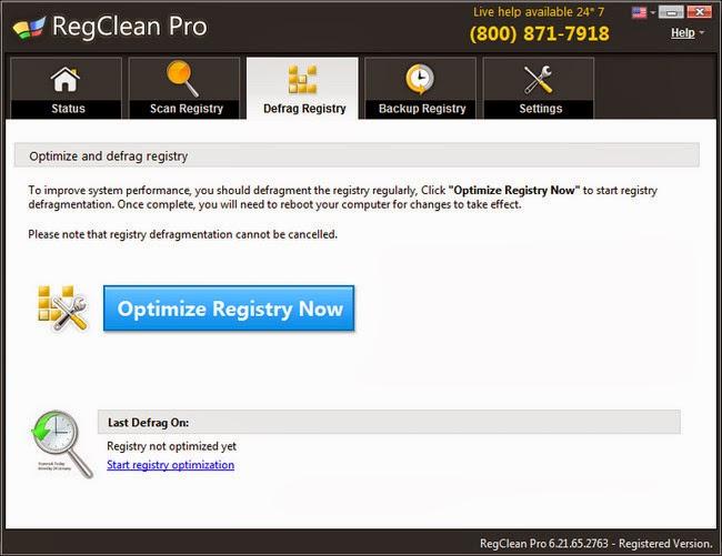 regclean pro 6.21 key