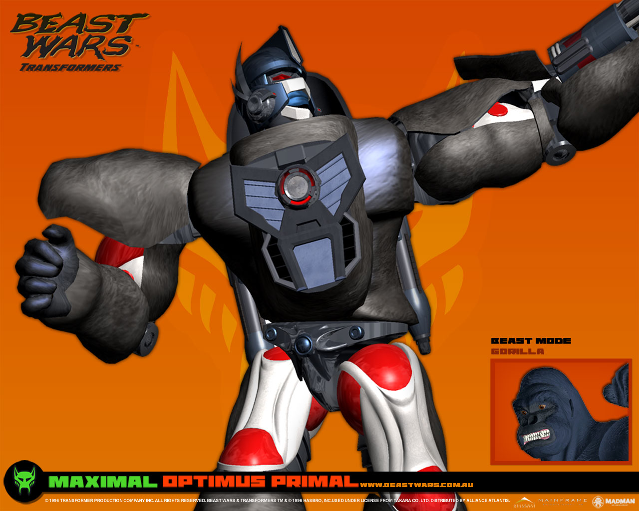 Beast Machines Photo