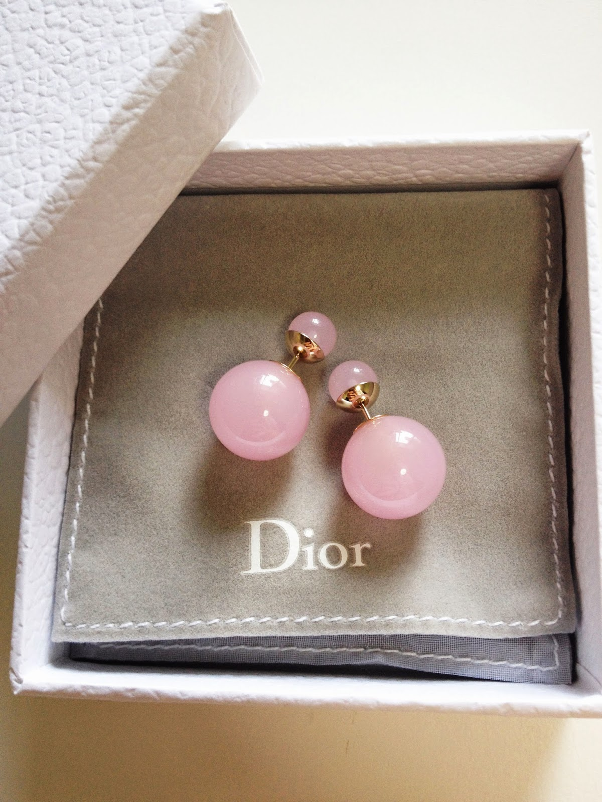 Dior Earring Review