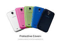 Samsung Galaxy S4 Protective Cover+