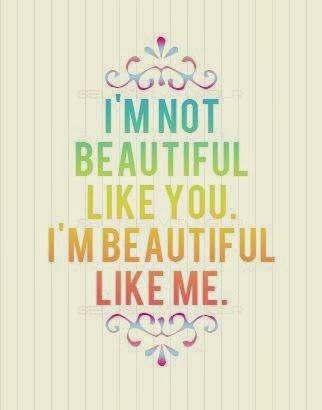 I'm NOT...