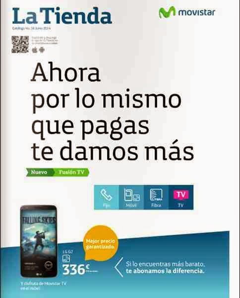 revista movistar junio 2014