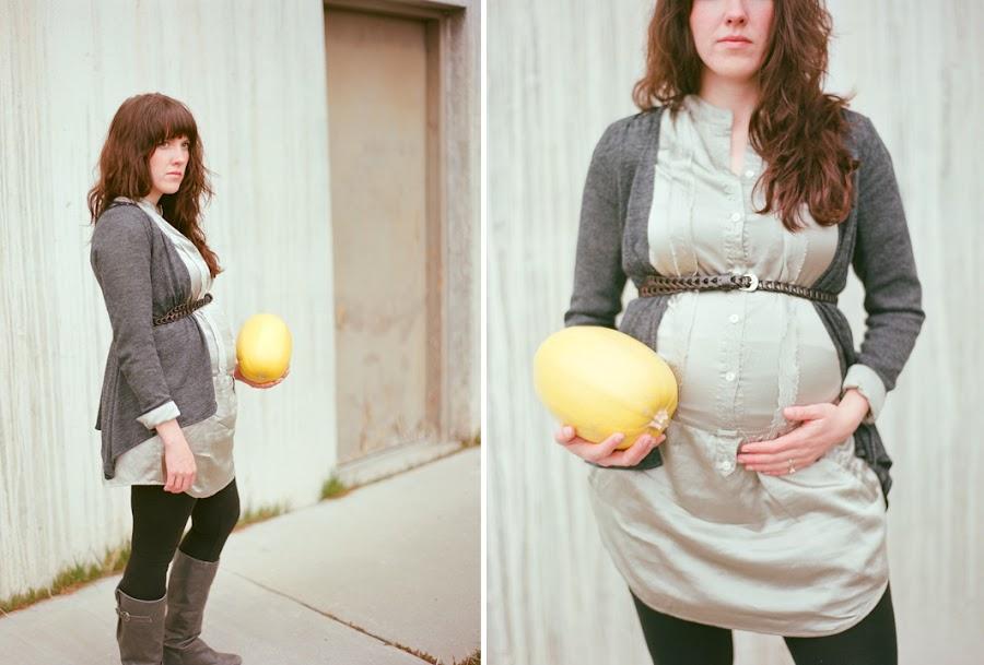 22 недели беременности размер