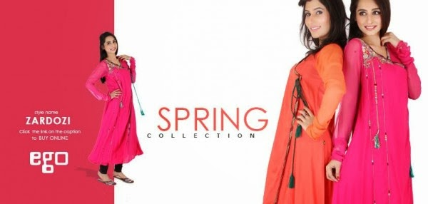 Ego Spring dresses Collection 2014