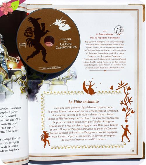L'Histoire des Grands Compositeurs - de Claire Laurens, Olivier-Marc Nadel et Emmanuelle Étienne - La Librairie des Écoles