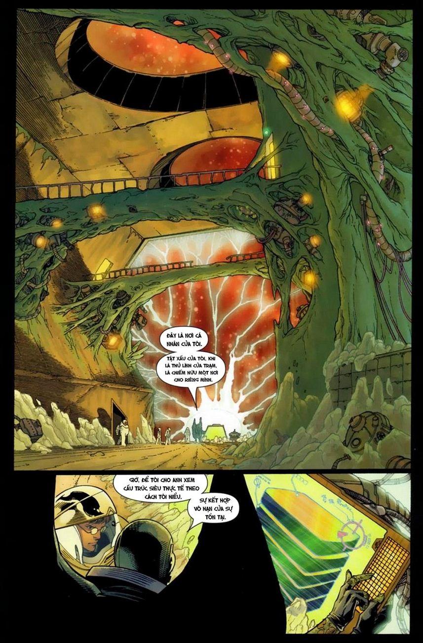 Ultimate Fantastic Four chap 16 - Trang 10
