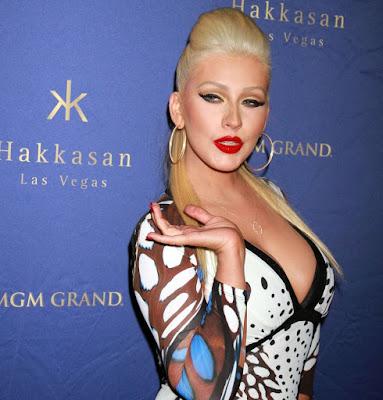 Christina Aguilera tendría su show en Las Vegas