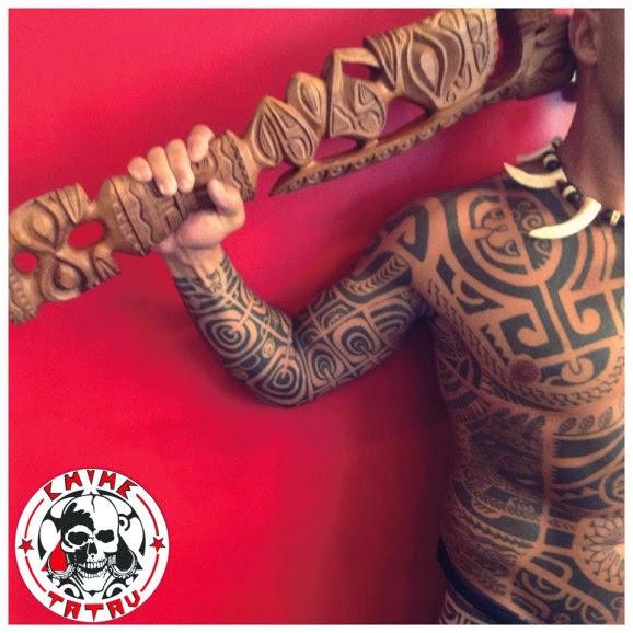 Ethnic Tattoo