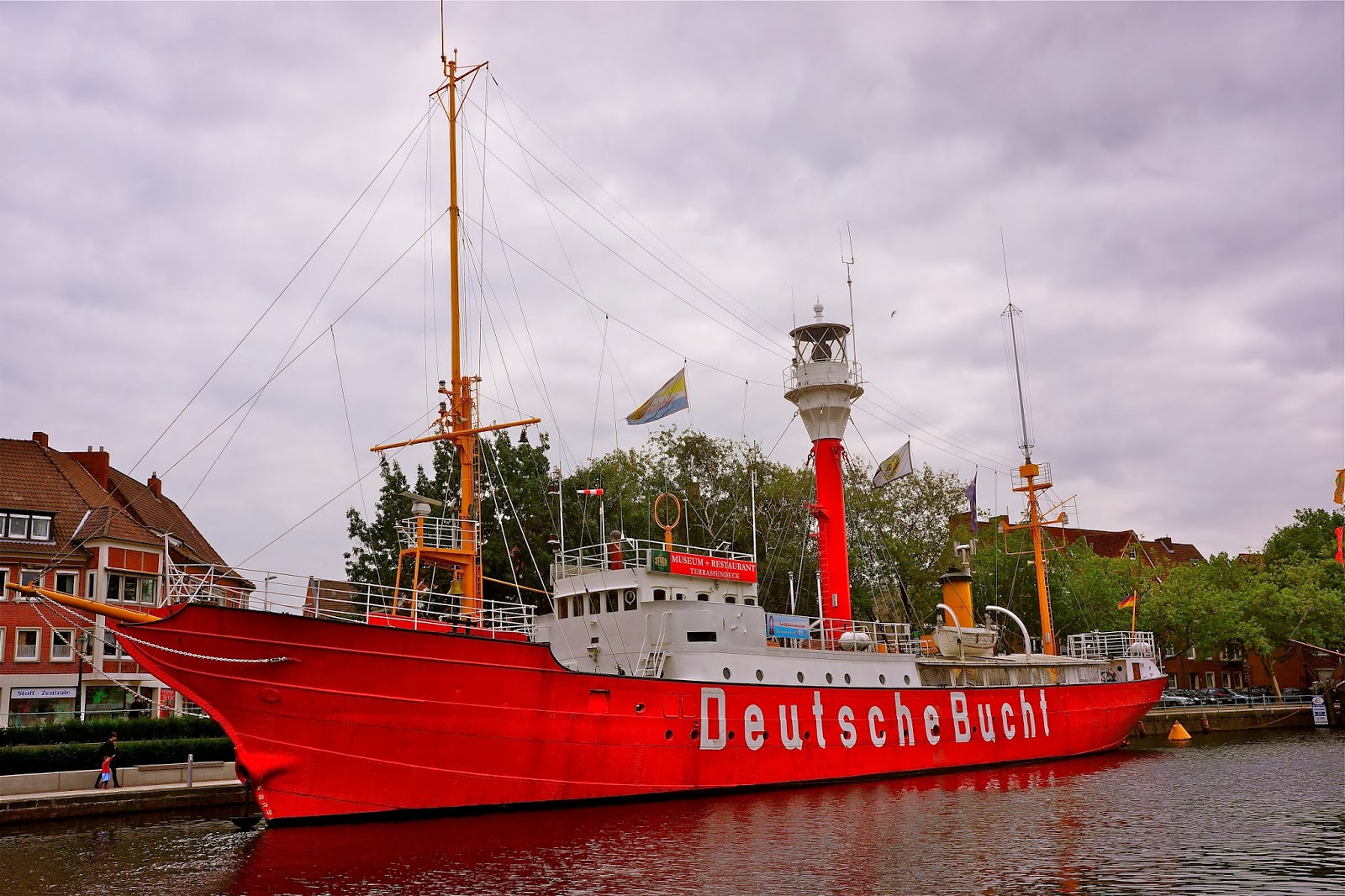 Picture of Deutsche Bucht in Emden, Germany.
