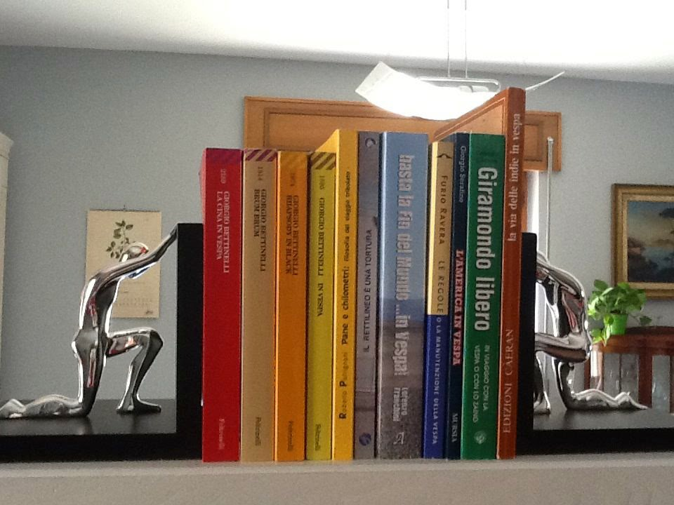La biblioteca del vespista