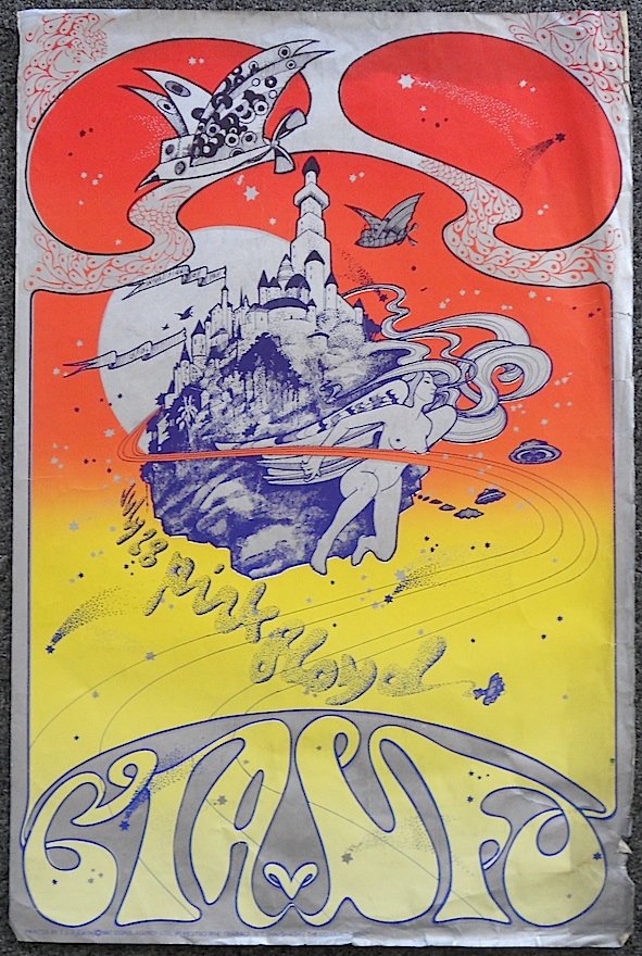 Pink Floyd UFO