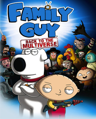 Family Guy Back to the Multiverse-PC