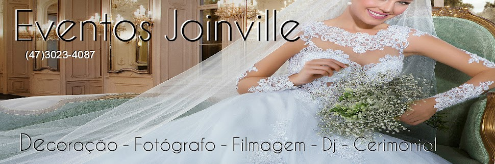 Fotógrafo em Joinville