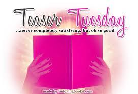 Teaser Tuesday! (15)