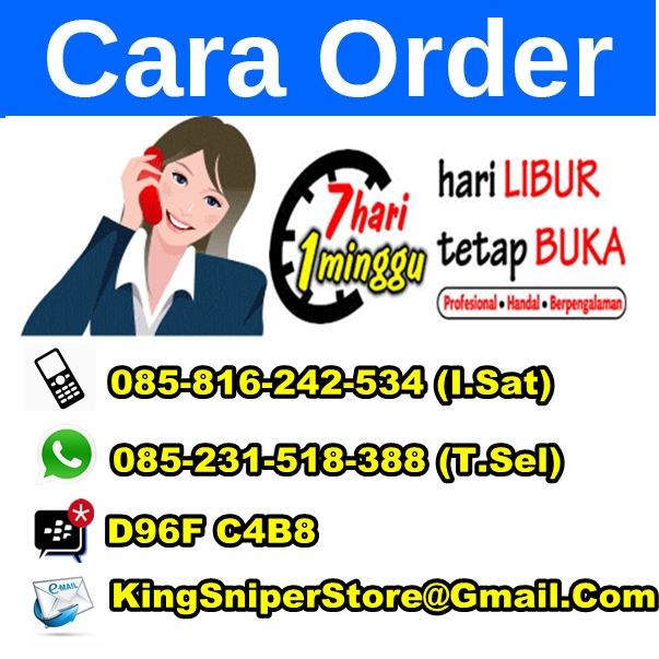 Penjual Senapan Angin Palembang