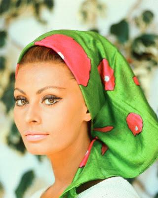 Sophia Loren actriz de cine