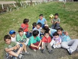 Fundación Wetraché y su festejo de primavera!