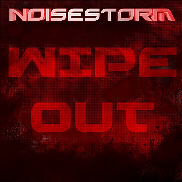 Noisestorm - Wipeout - Single Cover
